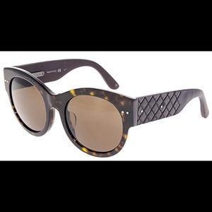 Bottega Veneta oversized sunglasses BV0057SK - New